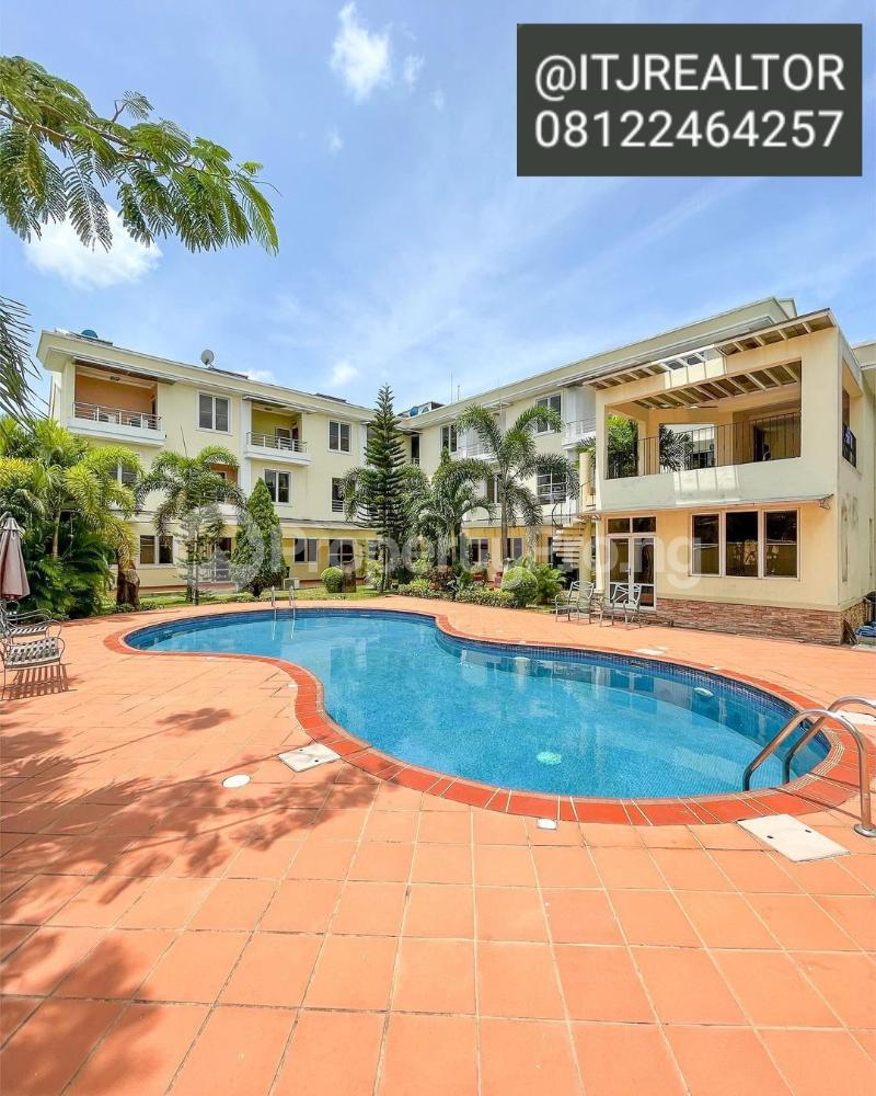 4 bedroom Terraced Duplex House for sale Banana Island Ikoyi Lagos - 0