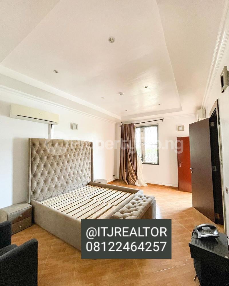 4 bedroom Terraced Duplex House for sale Banana Island Ikoyi Lagos - 8
