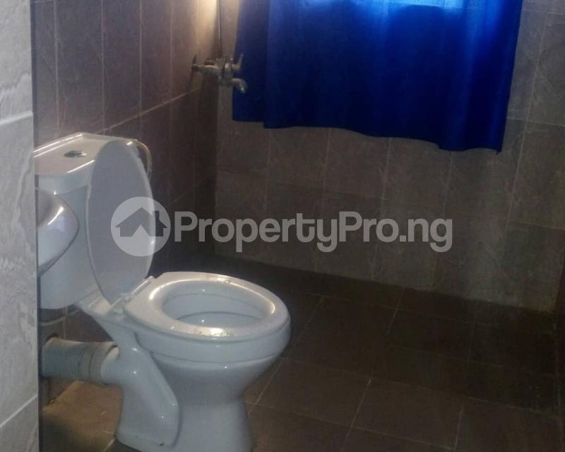 Self Contain for rent Oke-Afa Isolo Lagos - 1