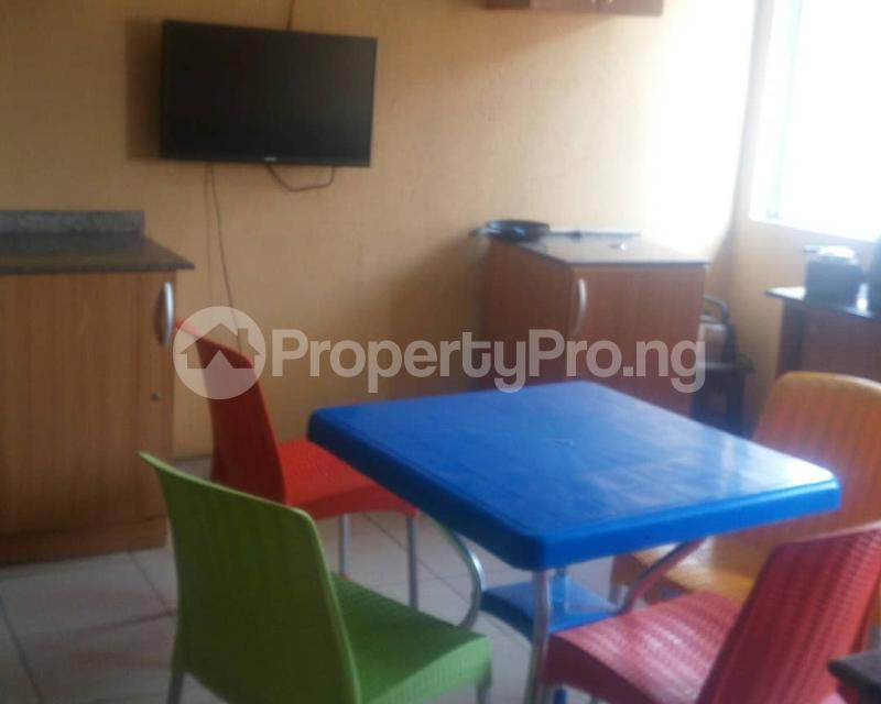 Self Contain Flat / Apartment for rent Oke Afa Isolo. Lagos Mainland  Oke-Afa Isolo Lagos - 1