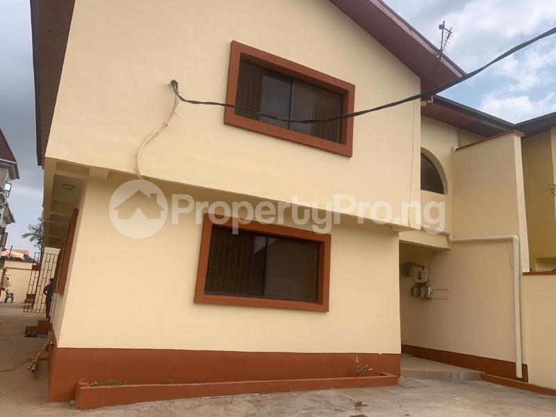 5 bedroom Semi Detached Duplex House for rent  Magodo GRA Estate,Phase 2 Lagos. Magodo GRA Phase 2 Kosofe/Ikosi Lagos - 2