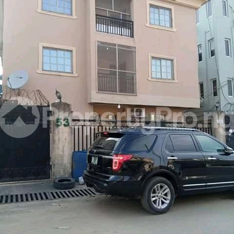 3 bedroom Blocks of Flats House for sale Alagomeji yaba Alagomeji Yaba Lagos - 5