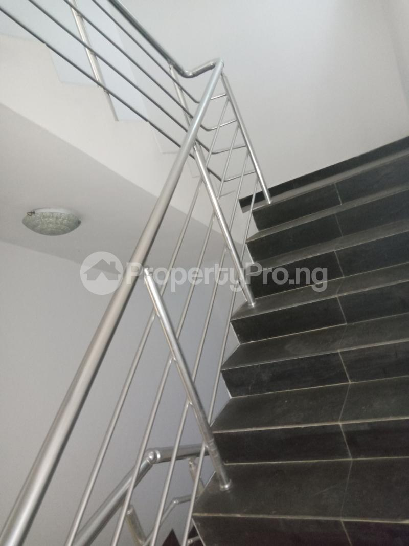 4 bedroom Terraced Duplex for rent Chevron Drive Lekki Phase 2 Lekki Lagos - 11