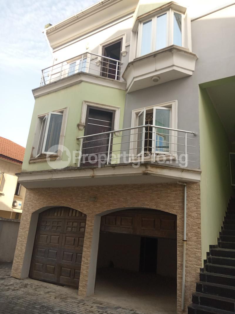 4 bedroom Terraced Duplex for rent Chevron Drive Lekki Phase 2 Lekki Lagos - 0