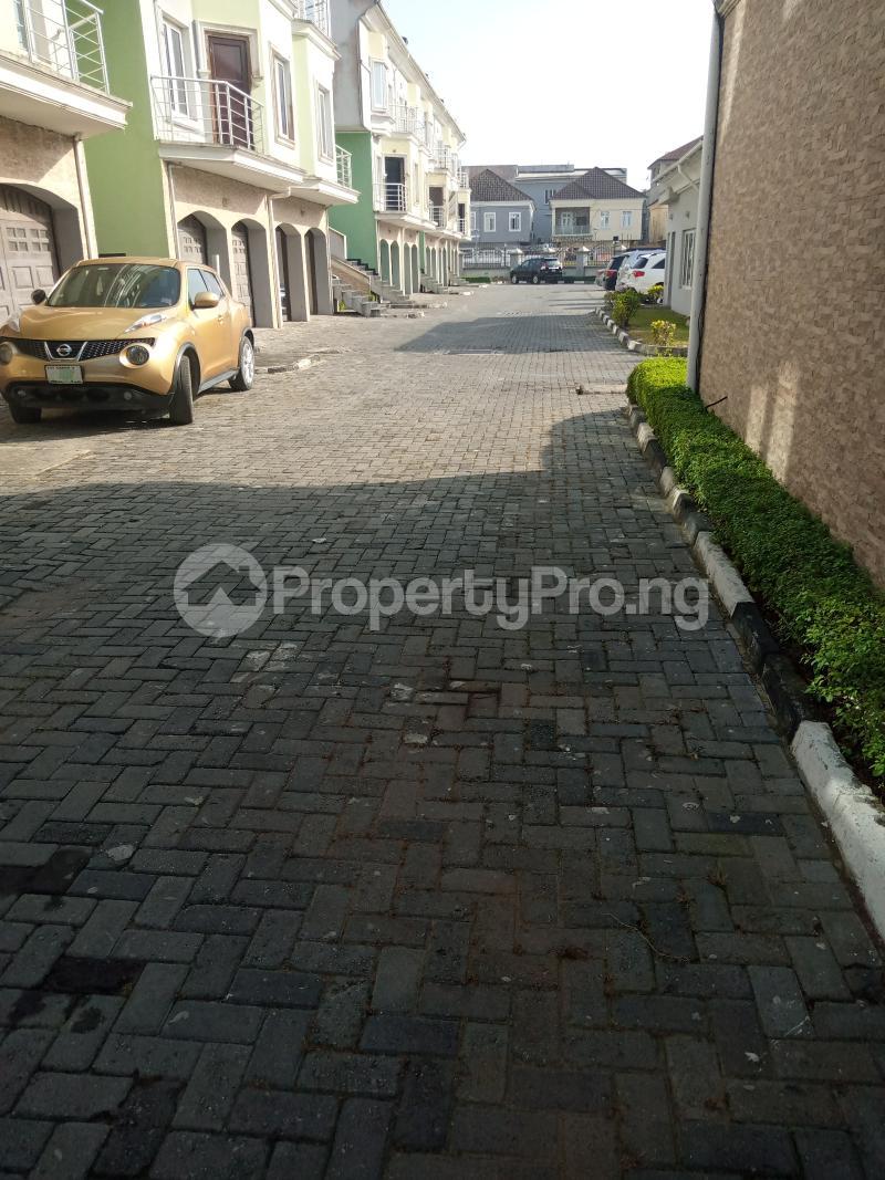4 bedroom Terraced Duplex for rent Chevron Drive Lekki Phase 2 Lekki Lagos - 2