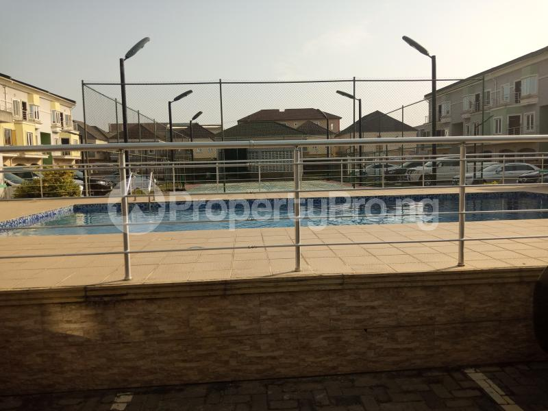 4 bedroom Terraced Duplex for rent Chevron Drive Lekki Phase 2 Lekki Lagos - 1