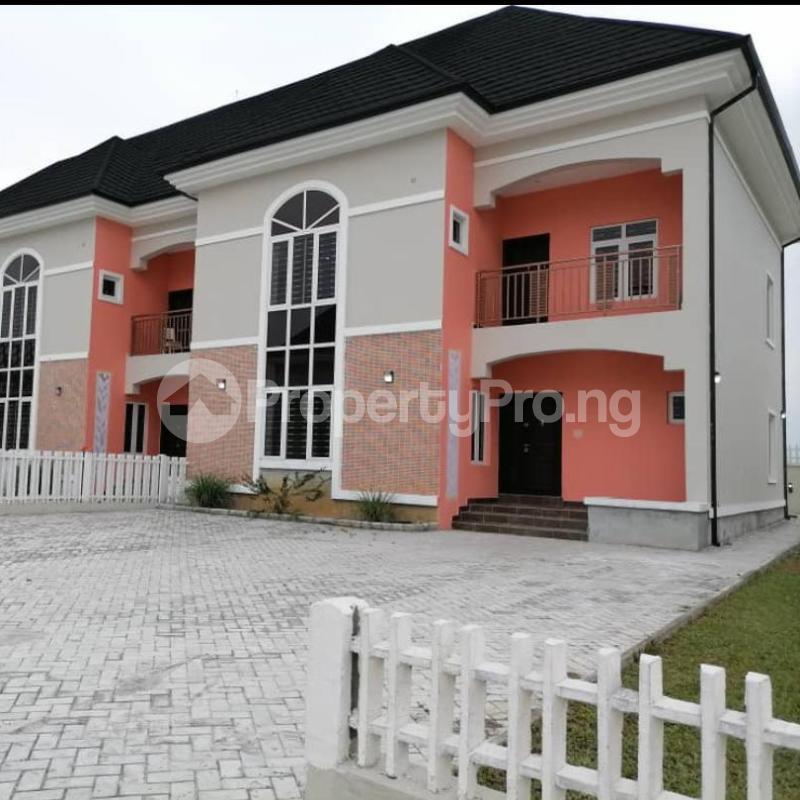 3 bedroom Semi Detached Duplex House for rent - Trans Amadi Port Harcourt Rivers - 2