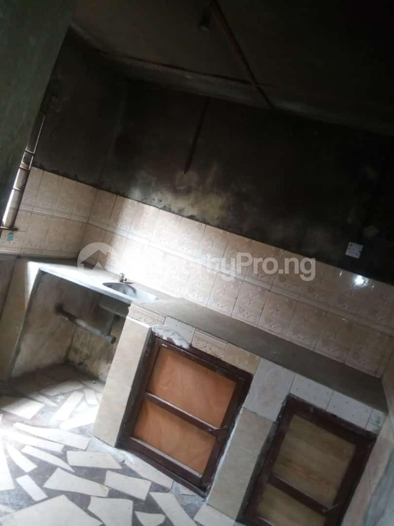 1 bedroom mini flat  Mini flat Flat / Apartment for rent Megida Ayobo Ipaja Lagos - 0