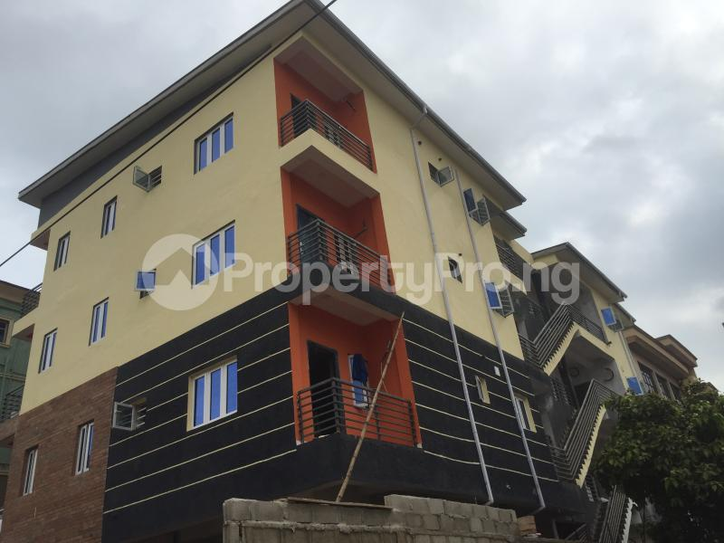 3 bedroom Flat / Apartment for rent Alagomeji  Alagomeji Yaba Lagos - 0