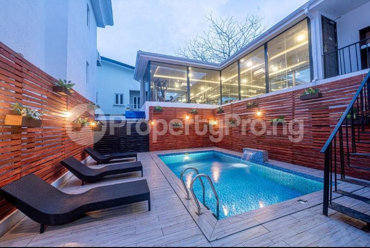 1 bedroom mini flat  Mini flat Flat / Apartment for shortlet Admiralty Road Lekki Phase 1 Lekki Lagos - 8