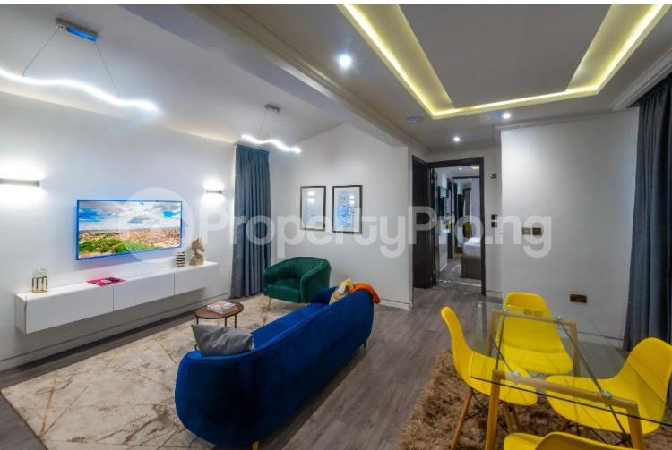 1 bedroom mini flat  Mini flat Flat / Apartment for shortlet Admiralty Road Lekki Phase 1 Lekki Lagos - 1