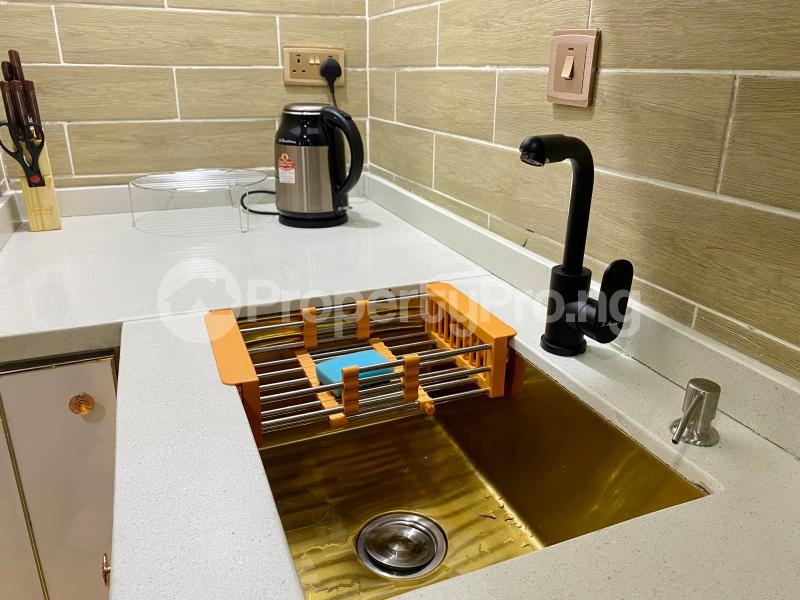 1 bedroom mini flat  Mini flat Flat / Apartment for shortlet British village wuse 2 Wuse 2 Abuja - 23
