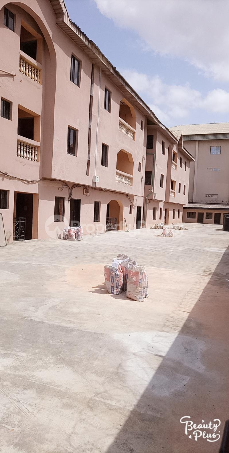 Blocks of Flats for rent Ajao Estate Isolo. Lagos Mainland Ajao Estate Isolo Lagos - 1