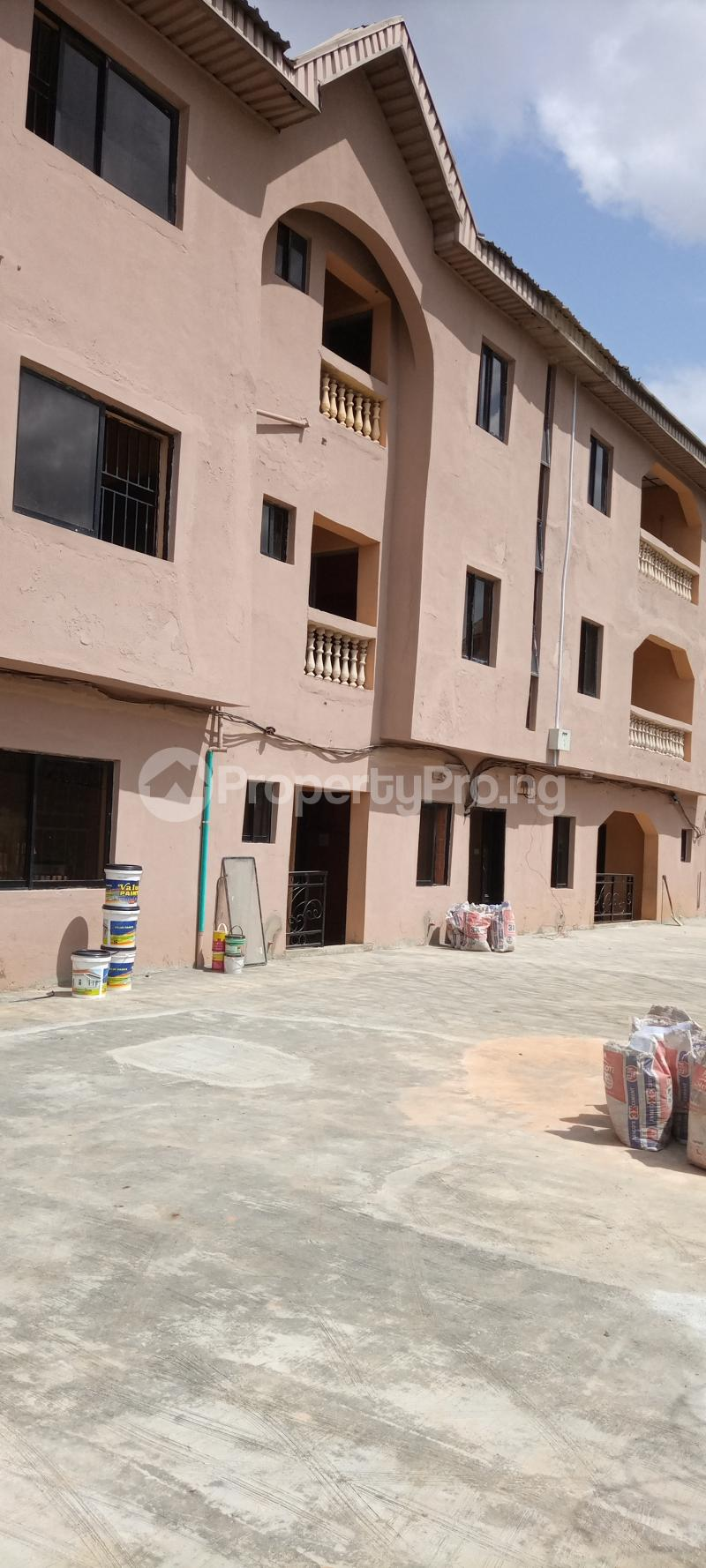 Blocks of Flats for rent Ajao Estate Isolo. Lagos Mainland Ajao Estate Isolo Lagos - 0