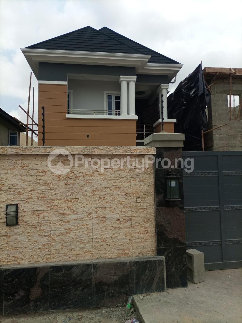 Flat / Apartment for rent Alidada Ago palace Okota Lagos - 0