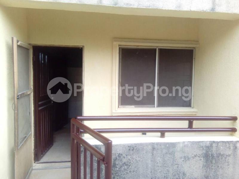 3 bedroom Flat / Apartment for rent New Oko Oba Abule Egba Oko oba Agege Lagos - 1