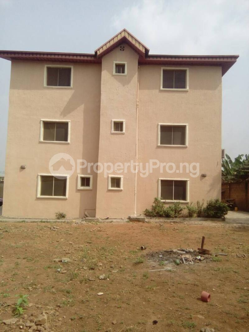 3 bedroom Flat / Apartment for rent New Oko Oba Abule Egba Oko oba Agege Lagos - 2