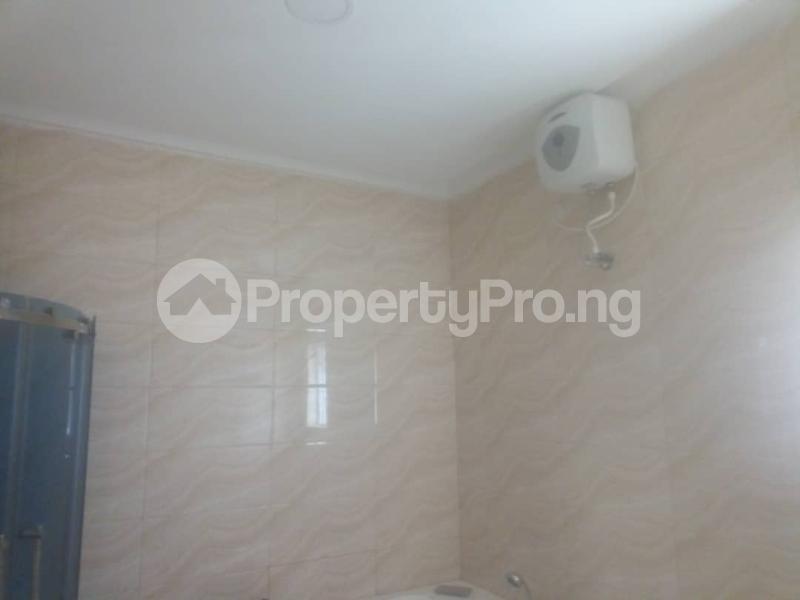 3 bedroom Flat / Apartment for rent Fashola Agbotikuyo Agege Lagos - 0