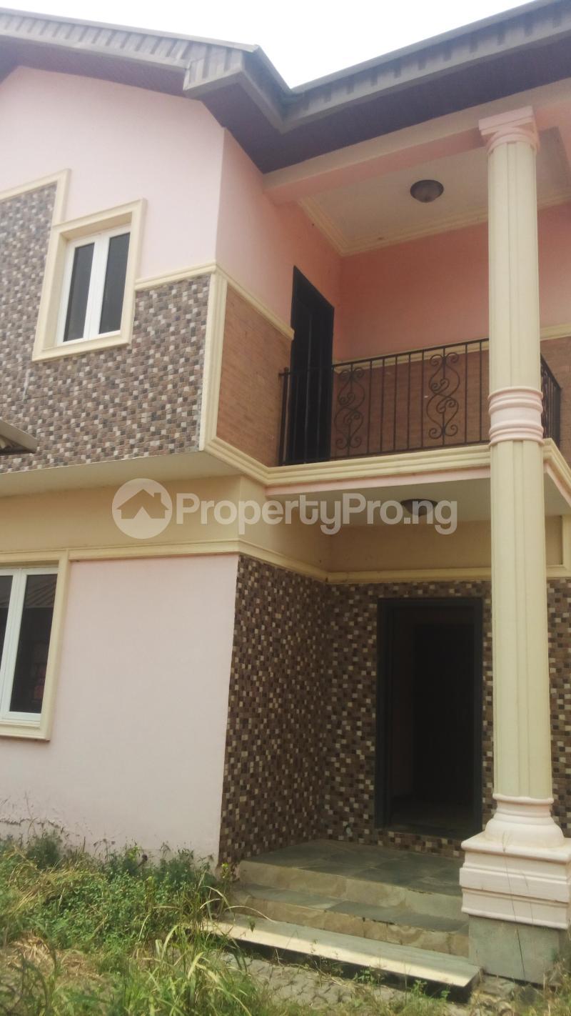4 bedroom Detached Duplex for rent Gowon Estate Egbeda Alimosho Lagos - 0