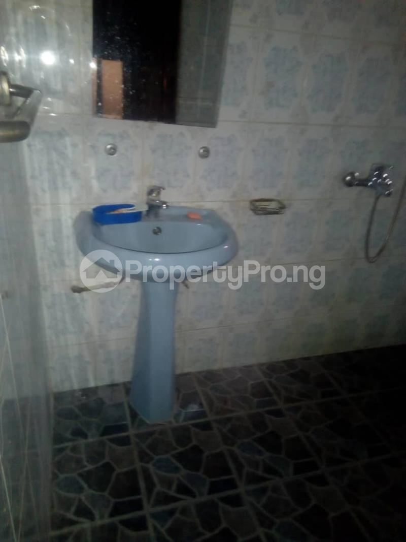 4 bedroom Semi Detached Duplex House for rent Alimosho by akowonjo dopemu Akowonjo Alimosho Lagos - 10