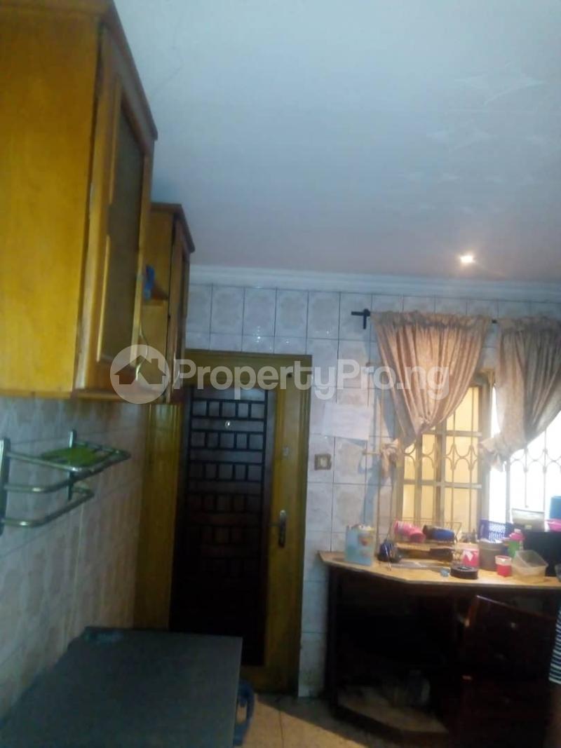 4 bedroom Semi Detached Duplex House for rent Alimosho by akowonjo dopemu Akowonjo Alimosho Lagos - 6