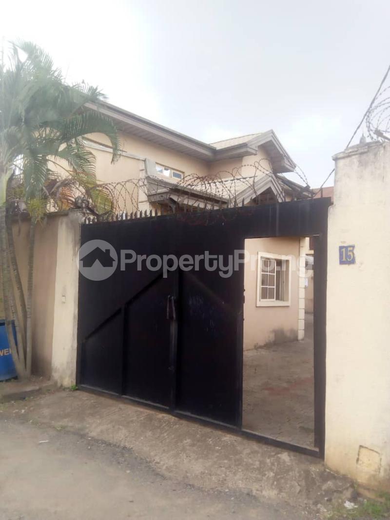 4 bedroom Semi Detached Duplex House for rent Alimosho by akowonjo dopemu Akowonjo Alimosho Lagos - 5