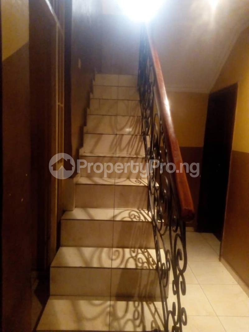 4 bedroom Semi Detached Duplex House for rent Alimosho by akowonjo dopemu Akowonjo Alimosho Lagos - 3