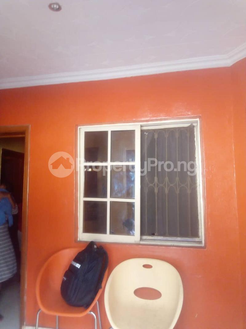 4 bedroom Semi Detached Duplex House for rent Alimosho by akowonjo dopemu Akowonjo Alimosho Lagos - 1