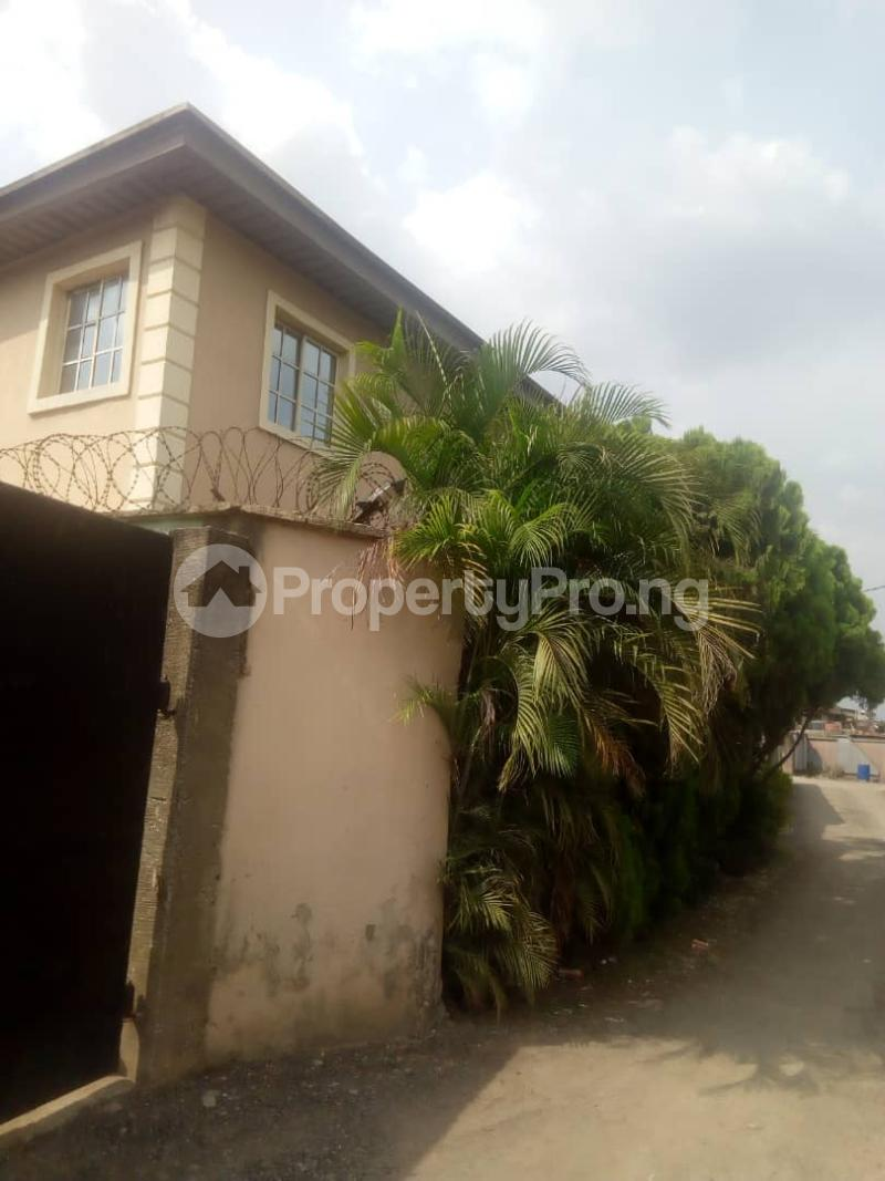 4 bedroom Semi Detached Duplex House for rent Alimosho by akowonjo dopemu Akowonjo Alimosho Lagos - 7