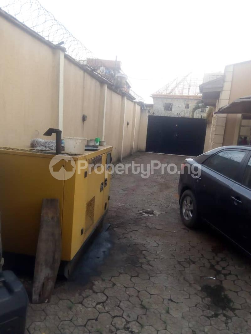 4 bedroom Semi Detached Duplex House for rent Alimosho by akowonjo dopemu Akowonjo Alimosho Lagos - 4