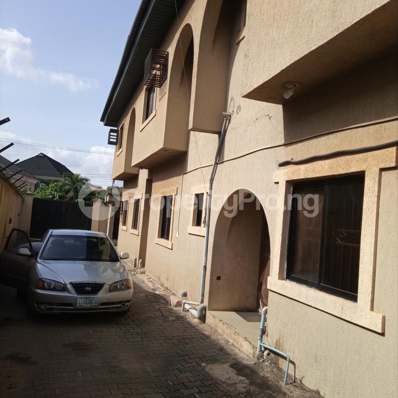 5 bedroom Semi Detached Duplex for rent Ajao Estate Isolo. Lagos Mainland Ajao Estate Isolo Lagos - 1