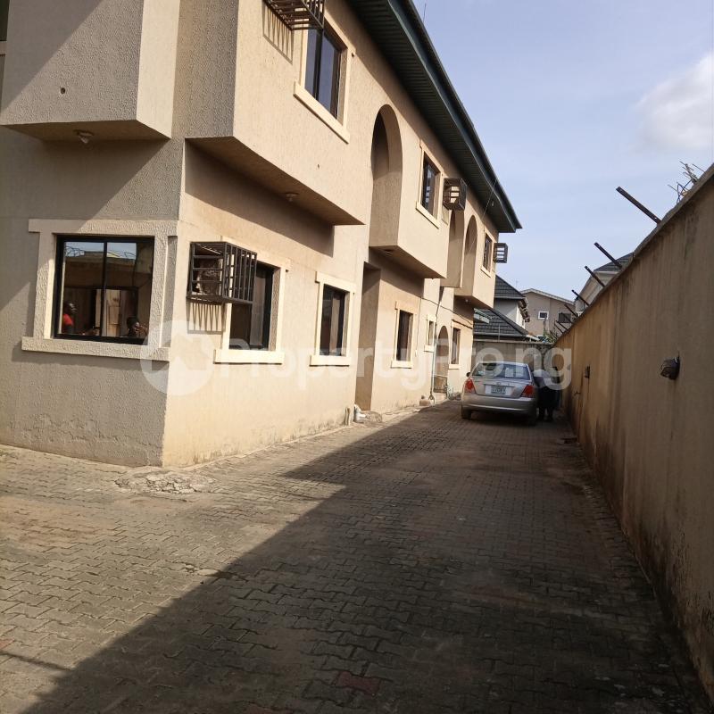 5 bedroom Semi Detached Duplex for rent Ajao Estate Isolo. Lagos Mainland Ajao Estate Isolo Lagos - 2
