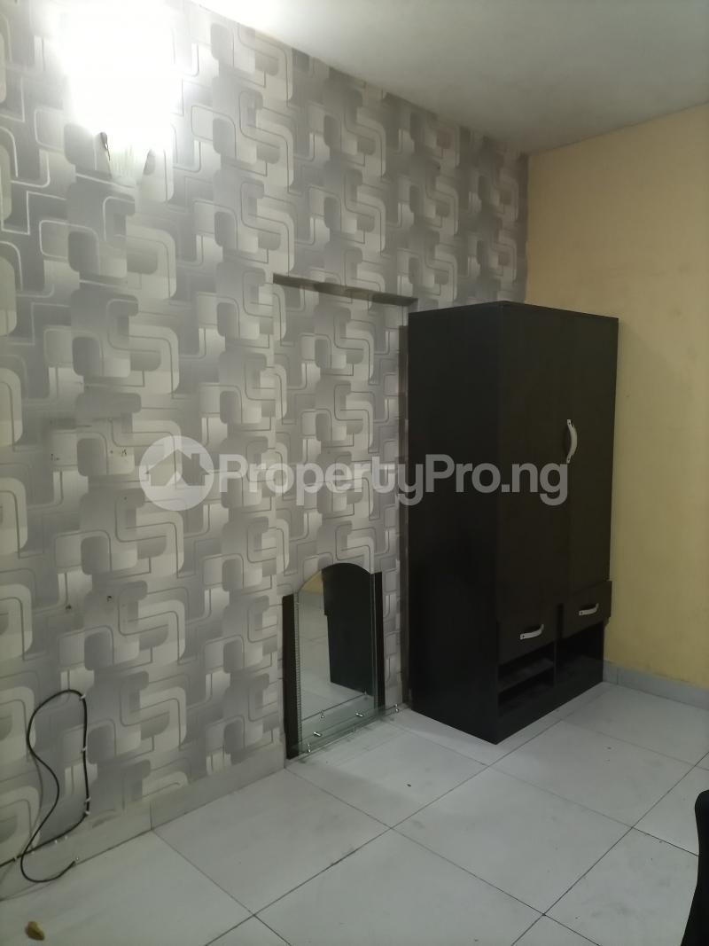 1 bedroom Self Contain for rent Alhaji Tokan Street Alaja Estate Surulere Alaka Estate Surulere Lagos - 1