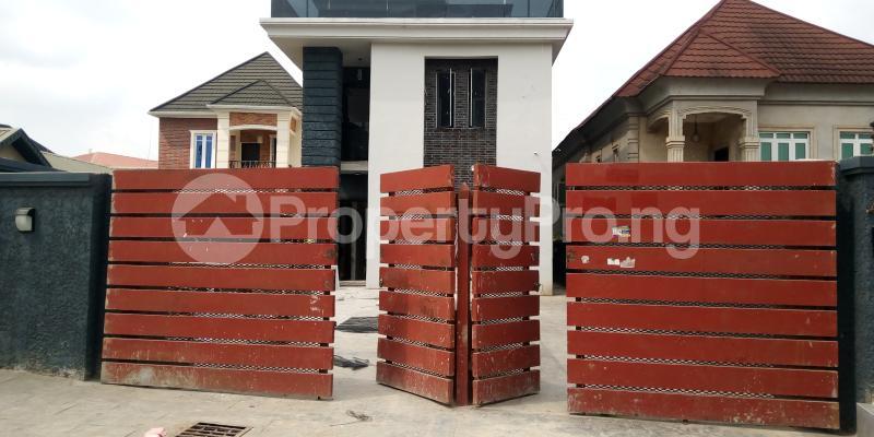 4 bedroom Detached Duplex for sale K Farm Estate Ifako-ogba Ogba Lagos - 0