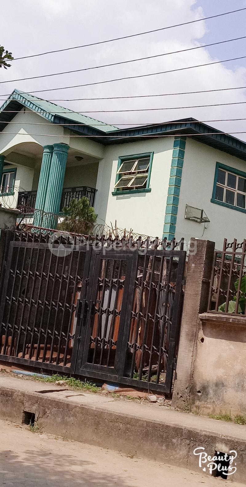 6 bedroom Detached Duplex for sale Ajao Estate Isolo. Lagos Mainland Ajao Estate Isolo Lagos - 1