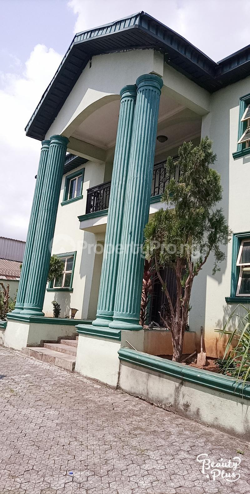 6 bedroom Detached Duplex for sale Ajao Estate Isolo. Lagos Mainland Ajao Estate Isolo Lagos - 0
