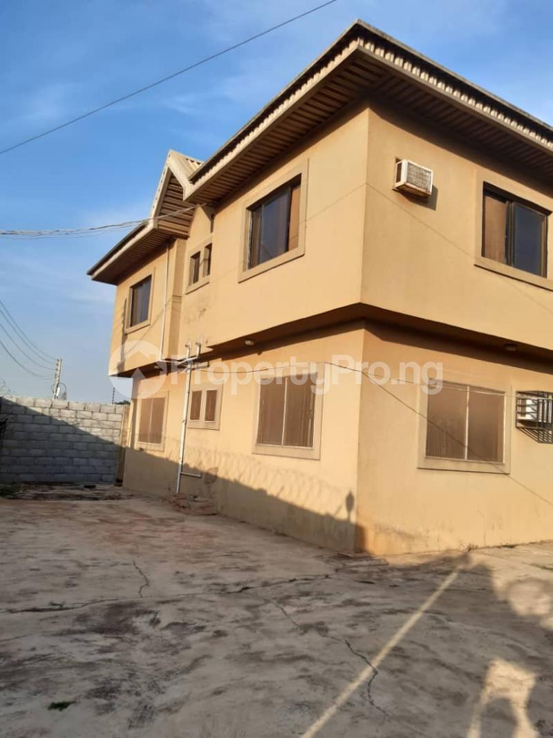 House for sale K Farm Estate Obawole, Ifako Ijaiye Ogba Lagos - 0