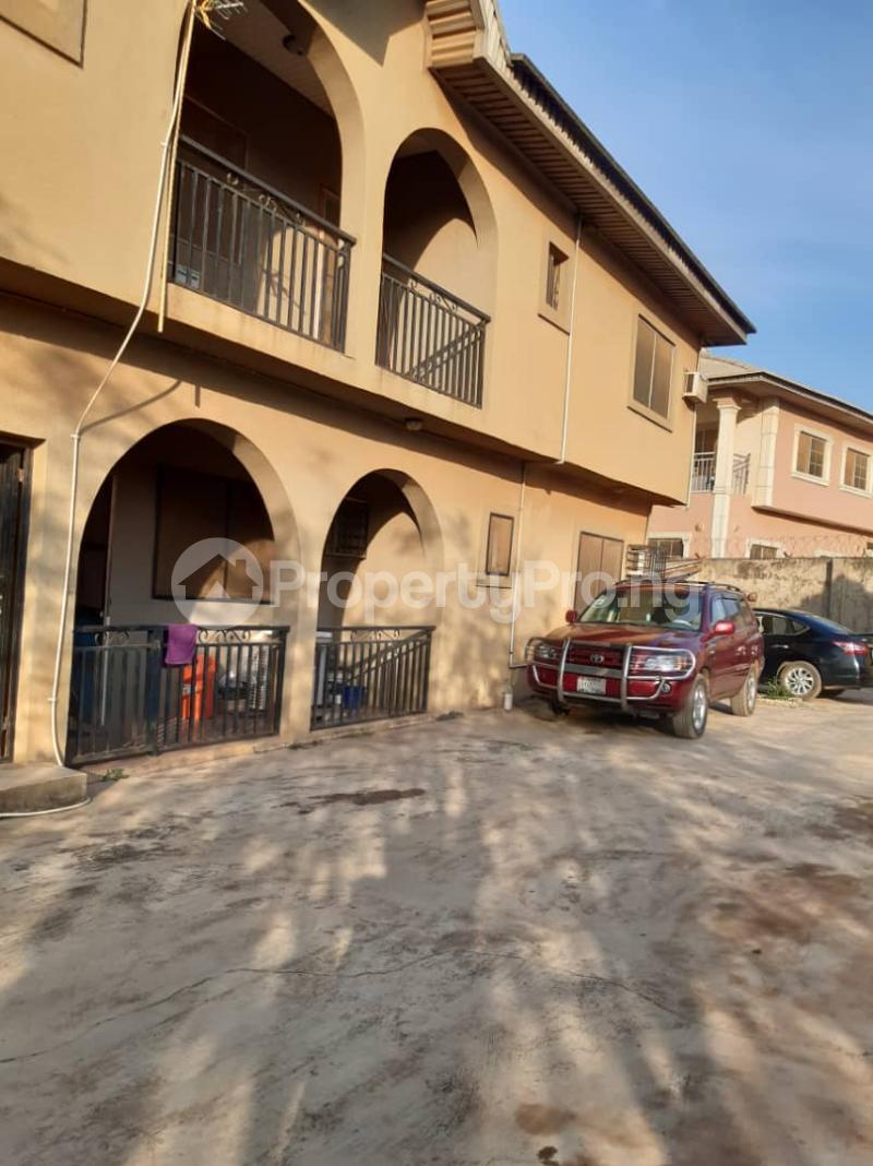 House for sale K Farm Estate Obawole, Ifako Ijaiye Ogba Lagos - 1