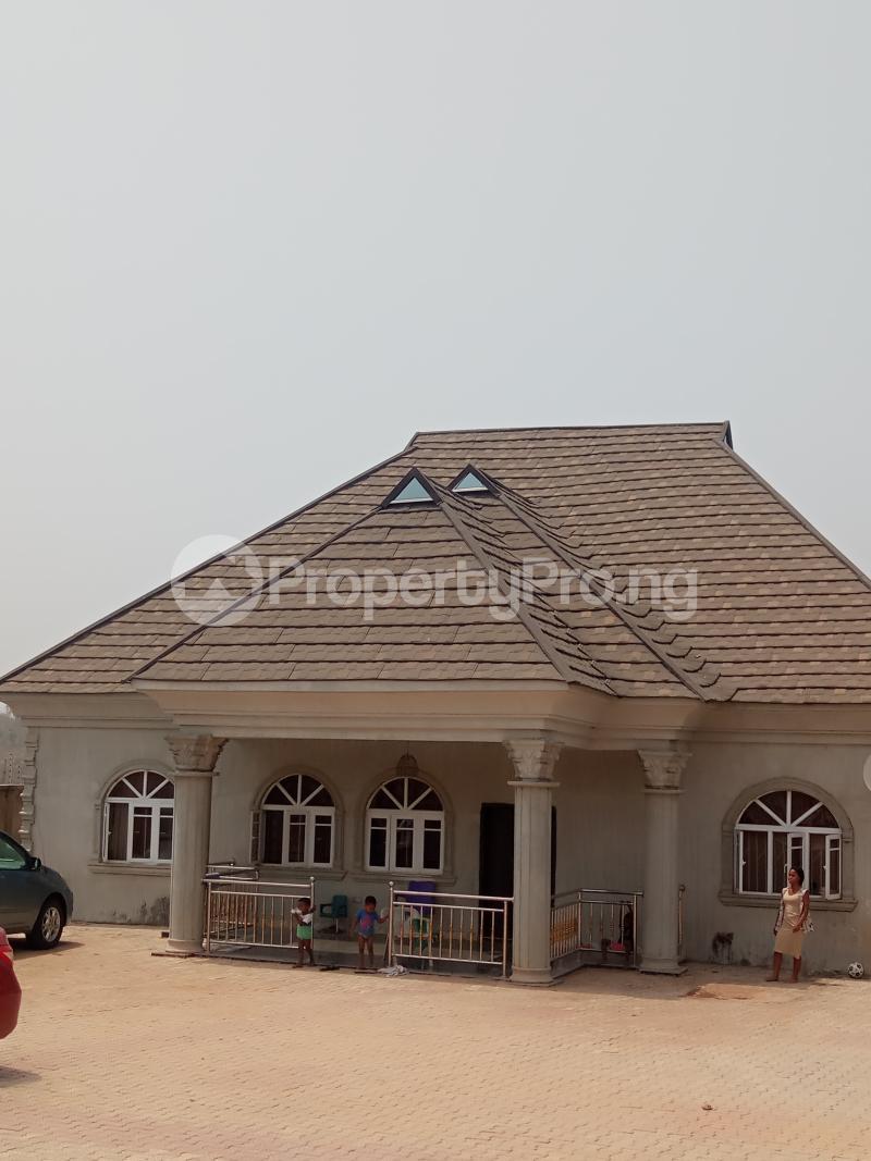4 bedroom House for sale Behind Prof Labore Dei, Laniba Community Ajibode UI ibadan Ibadan Oyo - 0