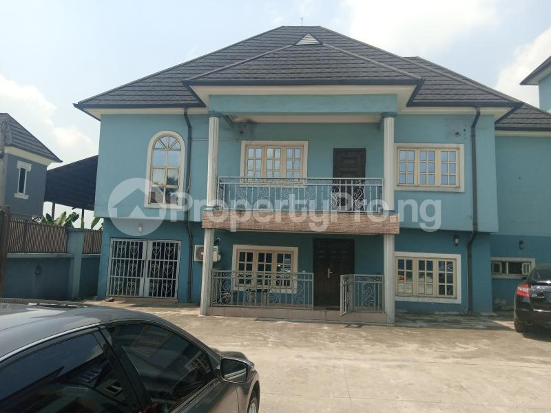 2 bedroom Flat / Apartment for rent Off Peter Odili Road Trans Amadi Port Harcourt Rivers - 0