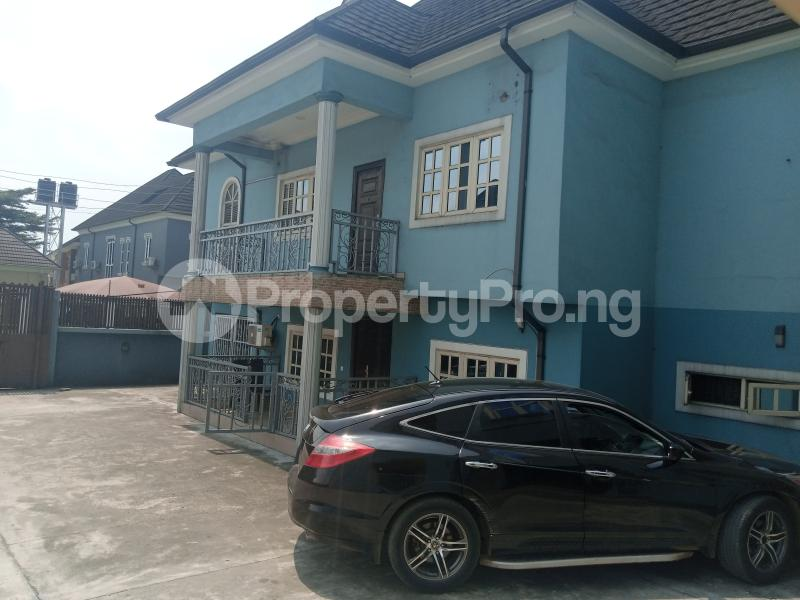 2 bedroom Flat / Apartment for rent Off Peter Odili Road Trans Amadi Port Harcourt Rivers - 1