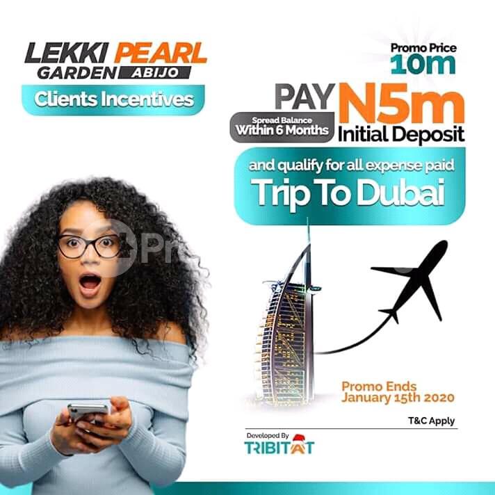 Mixed   Use Land Land for sale Beside Amity Estate,Lekki Epe Expressway Ikate Lekki Lagos - 0