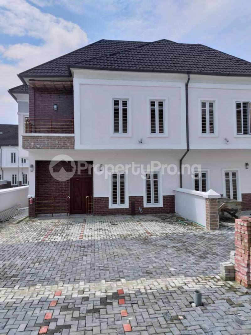 4 bedroom Semi Detached Duplex House for sale Ikota Lekki Lagos - 9