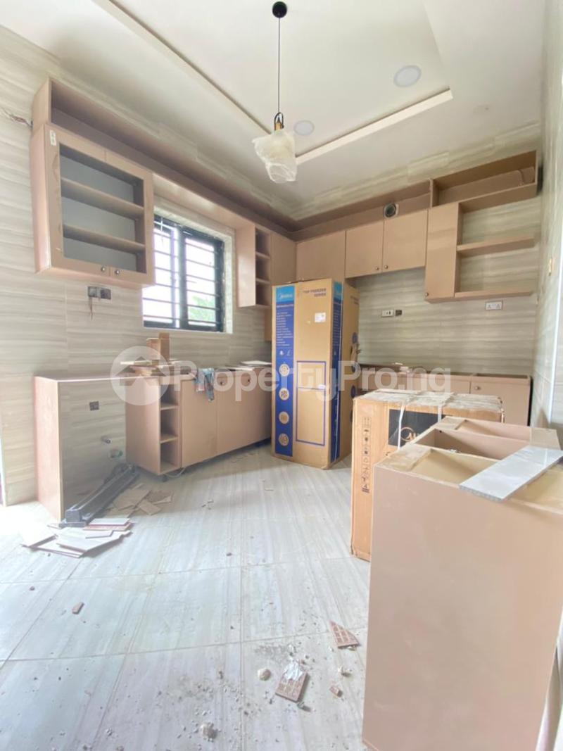4 bedroom Terraced Duplex for sale Close To Chevron Toll Gate Ikota Lekki Lagos - 5