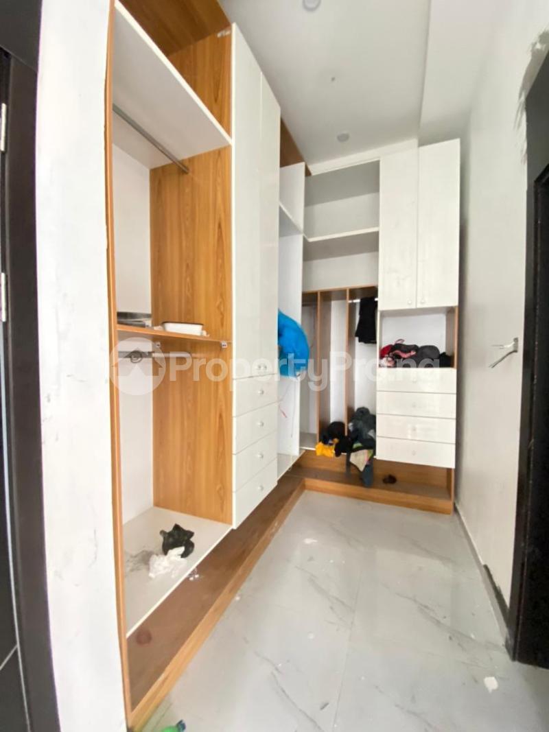 4 bedroom Terraced Duplex for sale Close To Chevron Toll Gate Ikota Lekki Lagos - 4