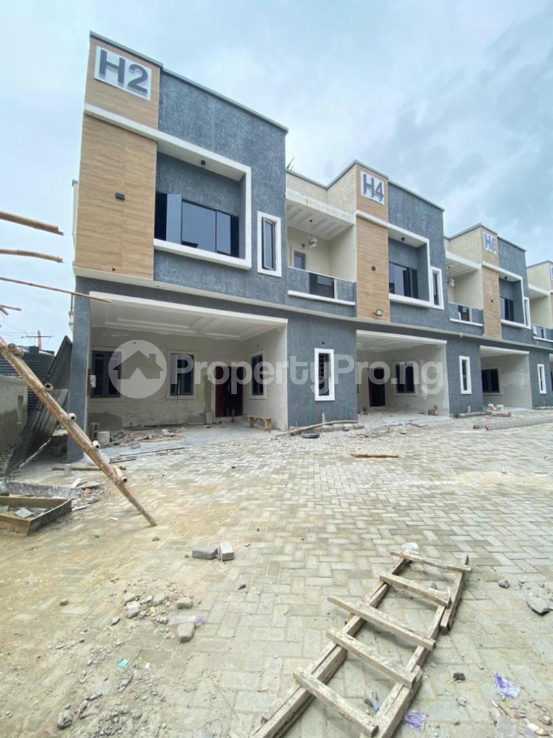 4 bedroom Terraced Duplex for sale Close To Chevron Toll Gate Ikota Lekki Lagos - 0