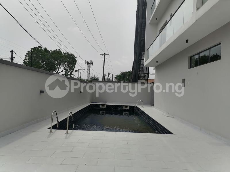 4 bedroom Terraced Duplex House for rent off Bourdillon Bourdillon Ikoyi Lagos - 4