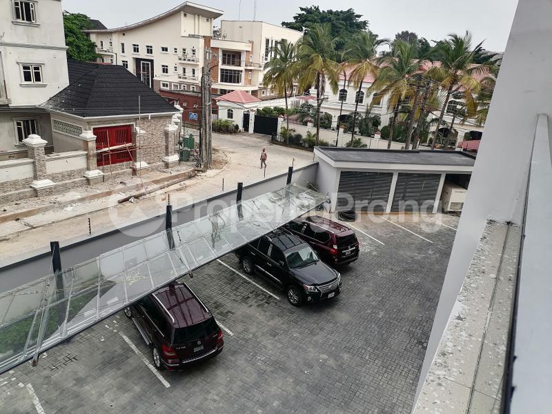 4 bedroom Terraced Duplex House for rent off Bourdillon Bourdillon Ikoyi Lagos - 9