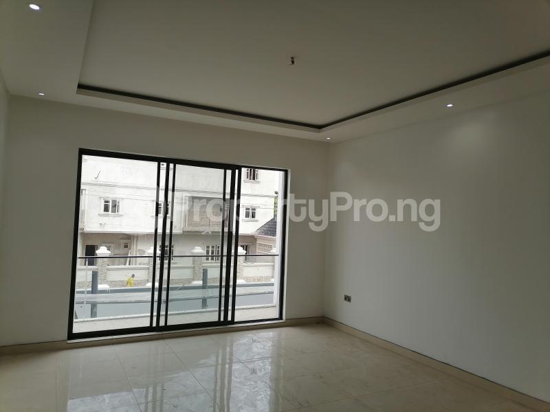 4 bedroom Terraced Duplex House for rent off Bourdillon Bourdillon Ikoyi Lagos - 25