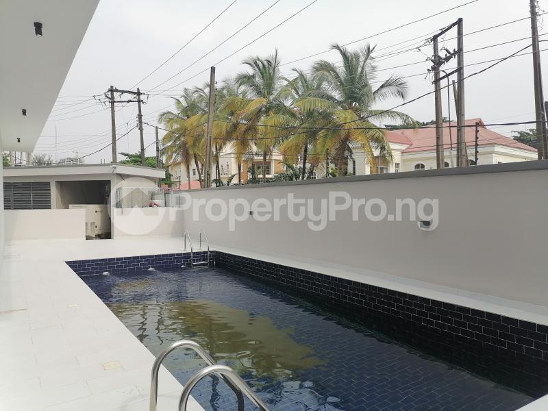 4 bedroom Terraced Duplex House for rent off Bourdillon Bourdillon Ikoyi Lagos - 3